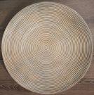 Bowl/Platter, Hypnotic Circles-Acc020