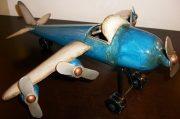 Decorative Airplane, Blue – Acc24
