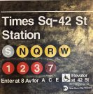 A011-Times Square 42St. Station