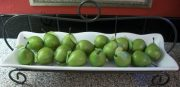Kitchen, Tray Set with pears-Acc025