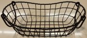 Kitchen, Basket, Black Wire-Acc029