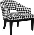 LC32-Black & White, Houndstooth