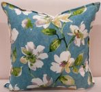TC92a-Blue, White, Green Magnolias