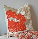 TC60a-Coral Big Flower, Taupe