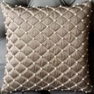 TC71a-Bronze Accent, Pearl Beaded