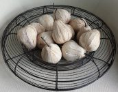 Kitchen, Basket, Wire, Shallow-Acc061
