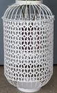 Lantern, White Metal LRG-Acc9965