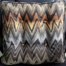 TC61a-Black, Orange, Blue, Grey Chevron