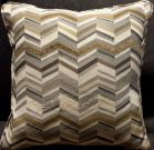 TC104e-Grey & Gold Herringbone
