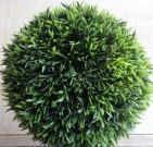 PL54a-Topiary Ball, Faux Grass