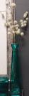 Vase, Aqua Glass, Tall – Acc996