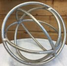 Decorative Sphere, Silver, LRG-Acc044