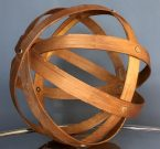 Decorative Sphere, Wooden, MED-Acc046