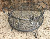 Kitchen, Basket, Wire w/handles-Acc035