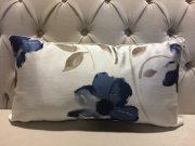 TC92i-Royal Blue, Floral Lumbar