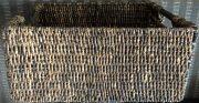 Box, Basket Woven, Rattan-Acc9901