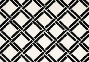 AR18-Black & White, Diamond Trellis 5X8