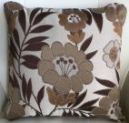 TC104d-Bronze & Copper Floral
