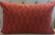 TC67a-Coral Lumbar, Diamond Stitch
