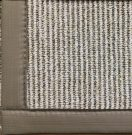 AR10-Sisal Bound 7×11, Beige & Grey