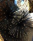 Decorative Porcupine Orbs, 3pc set-Acc1006
