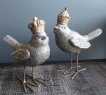 Decorative Birds, Set of 2 -Acc507