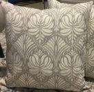 TC29c-White w/grey embroidery