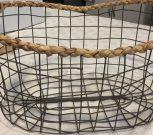 Kitchen, Basket, Open Wire-Acc417