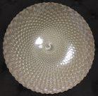 Bowl/Platter, Silver Swirl-Acc523
