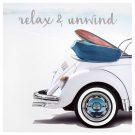 A108b-Relax & Unwind, Canvas