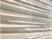AR13c-Grey & Cream Stripes, 5 x 7