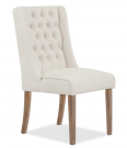 DC02cc-Ivory Tufted Wing, Tobacco