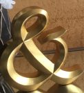 "Decorative ""&"" Gold Leaf-Acc31"