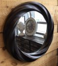 M06a-Mirror with wavy wood frame