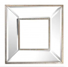 M37-3pc Square Gold Framed Set
