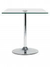 DT13b-Bistro Rectangle, Pedestal
