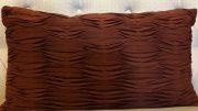 TC78c-Rust Lumbar, Pleated Wave