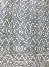 AR00a-Light Grey 8X10, Diamond Pattern