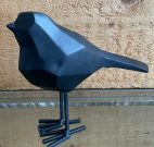 Decorative Bird, Black – Acc9914b