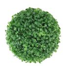 PL54f-Two Tone, Boxwood Topiary Ball